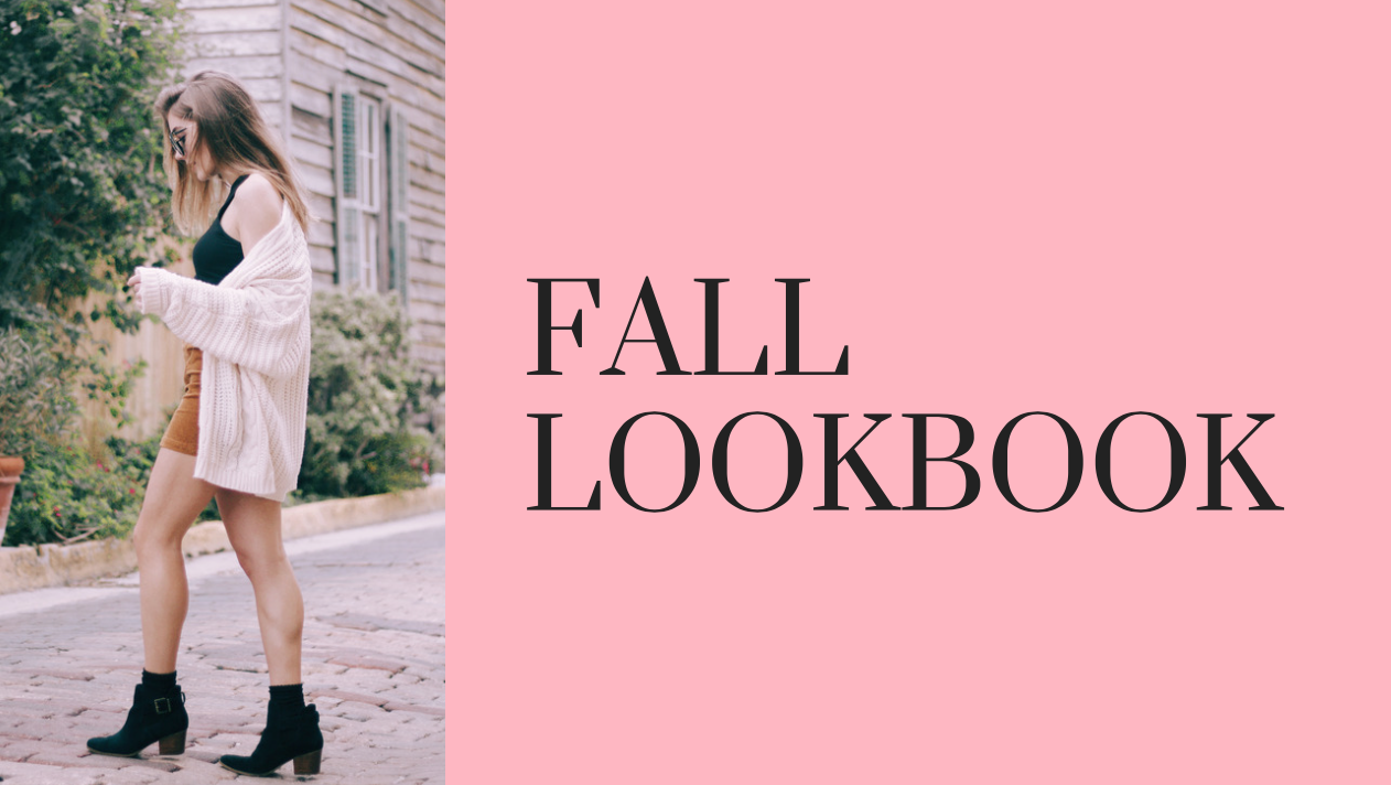 A Little Fall Lookbook