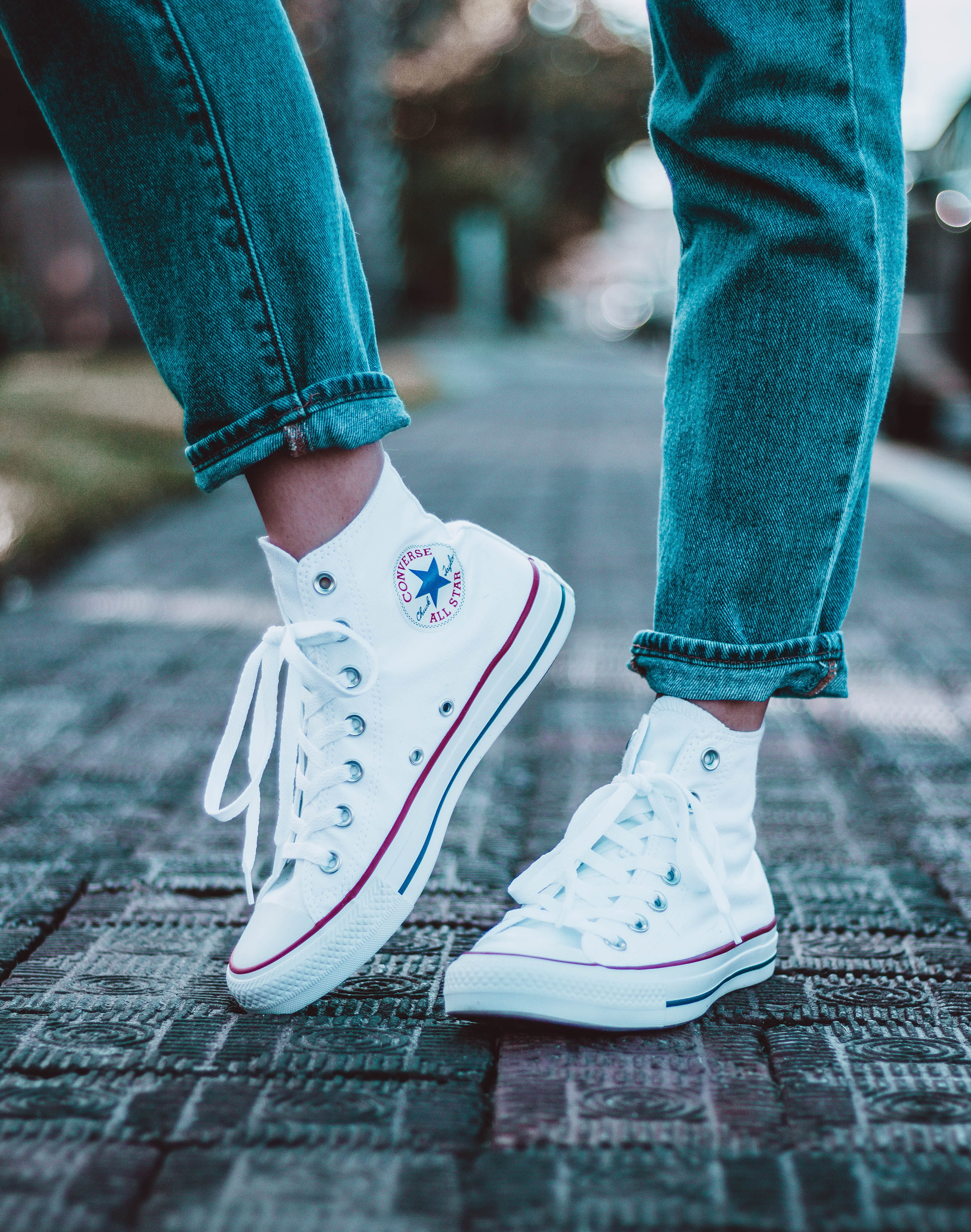 Styling Converse For Winter